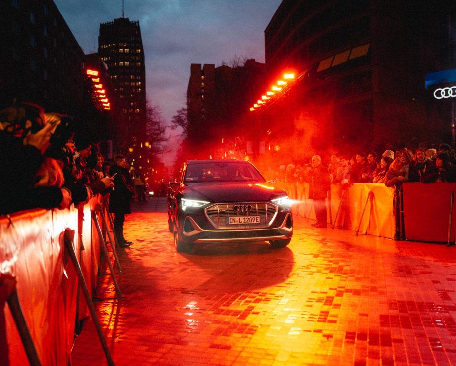 Audi Berlinale Lounge 2018-2020
