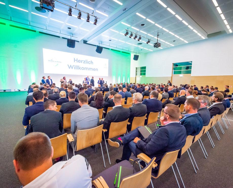 SKODA Händlerkonferenz IAA 2019
