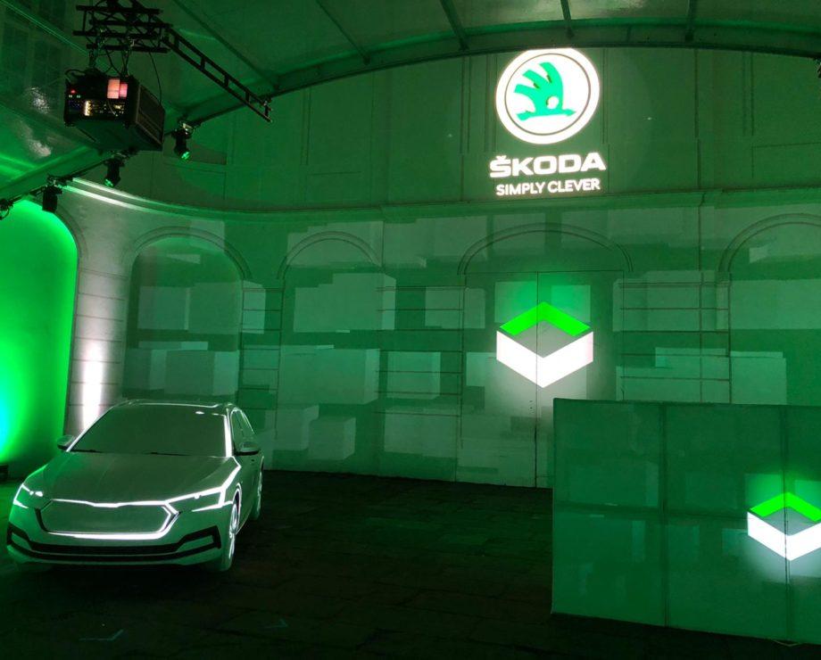 SKODA Octavia Produkttraining 2020
