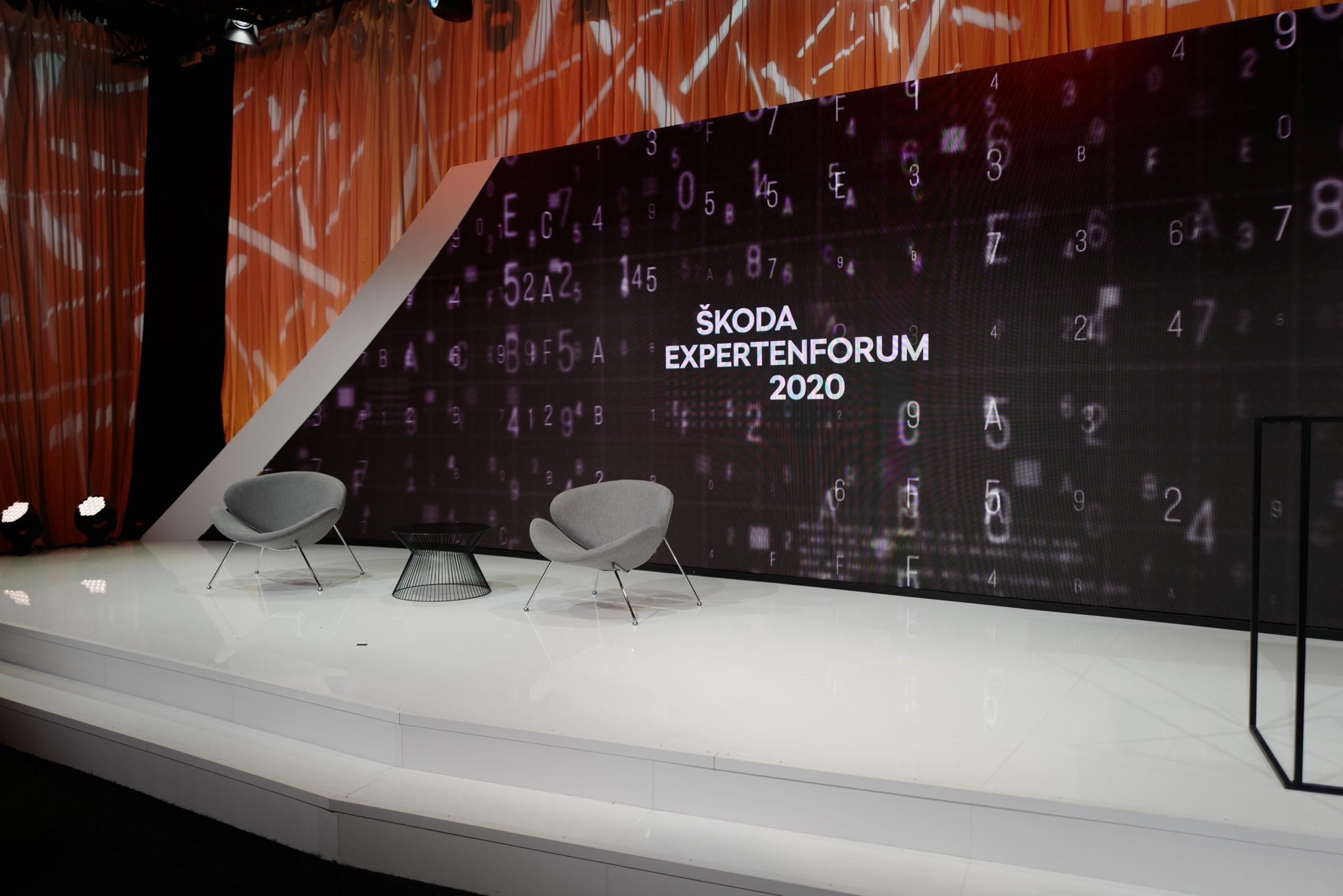 SKODA EXPERTENFORUM 2020